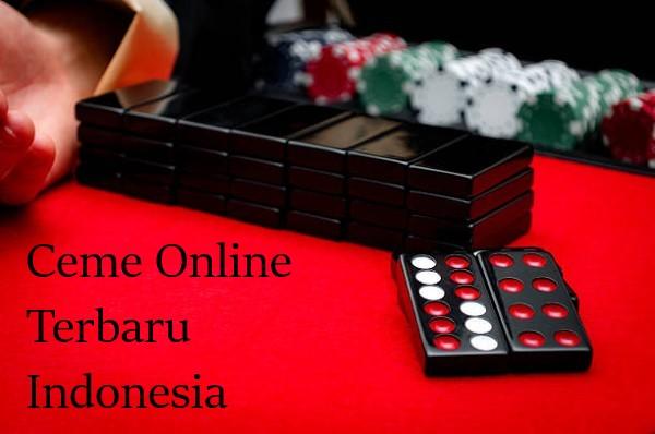 Ceme Online Uang Asli
